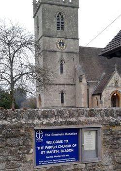 St. Martin's Churchyard