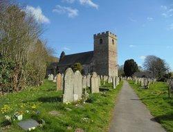 St Clydawg Churchyard