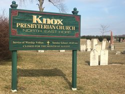 Knox Presbyterian Church North Easthope