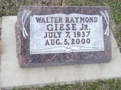 Walter Raymond Giese, Jr