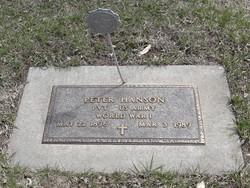 Peter S. Hanson