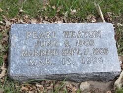 Pearl Nellie <I>Heaton</I> Peden