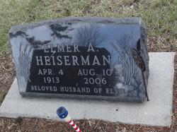 Elmer Adam Heiserman