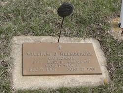 William Jacob Helmberger