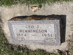 George J. Hemmingson