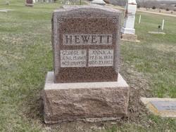 George W. Hewett