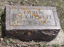 William Albert Hewett