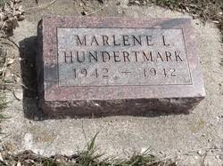 Marlene Lois (baby) Hundertmark