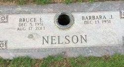 "Bruce E. ""Sarge"" Nelson"