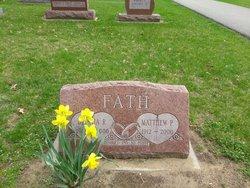 Bertha Ruby <I>Wendell</I> Fath