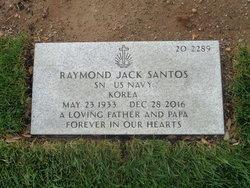 Raymond Jack Santos