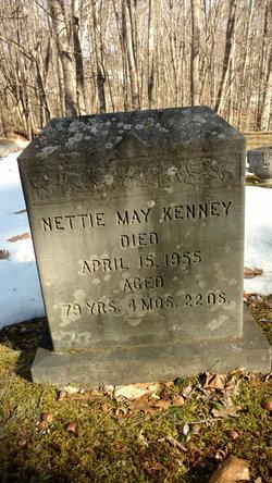 Nettie May <I>Dyer</I> Kenney
