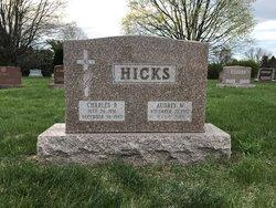 Audrey Winifried <I>Schmeltzer</I> Hicks