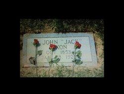 """L John """"Jack"""" Dixon"""