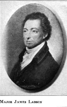 Maj James Ladson