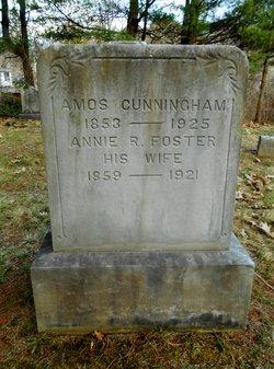 William Amos E Cunningham