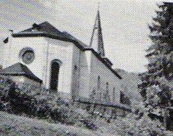 St. Pankratius und Margarita Church Cemetery