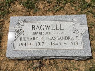 Cassandra Jane <I>Rose</I> Bagwell