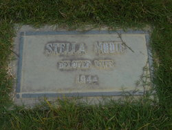 "Hattie Estella ""Stella"" <I>Graham</I> Modie"