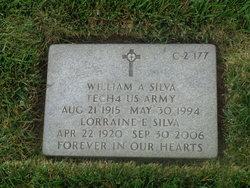 William A Silva
