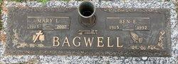 Mary Lou <I>Seay</I> Bagwell