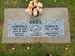 """Loretta Joyce """"Lorie"""" <I>Hector</I> Okel"""