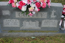 "John C. ""Johnie"" Coffey"