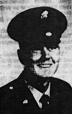 Sgt Dennis Earl Dyer