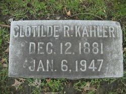 Clotilde <I>Reuse</I> Kahlert