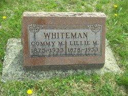 Lillie Matissa <I>Armantrout</I> Whiteman