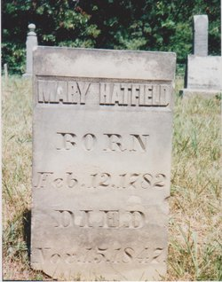 Mary <I>Williams</I> Hatfield