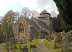 Rockfield, St. Cenedlon Churchyard