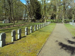 Kriegsgräberstätte  Zehdenick.
