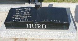 "Edwin Reginald ""Nick"" Hurd"