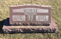 Bertha C Morse