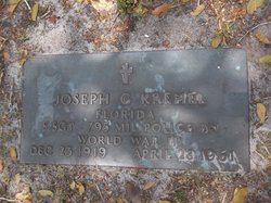 Joseph George Krehel