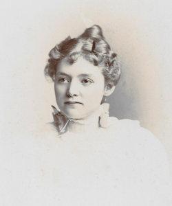 Nora Belle <I>Harris</I> Mathison
