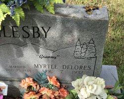 Myrtle Dolores <I>Crane</I> Oglesby