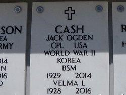 Velma Lucille Cash