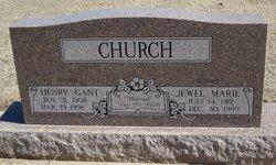 Henry Gant Church