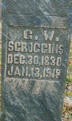 George Washington Scroggins