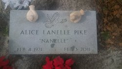 Alice LaNelle Pike