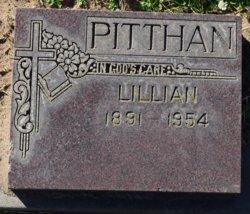 Lillian Constance <I>Rilliet</I> Pitthan