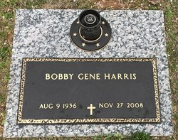 "Bobby Gene ""Fat"" Harris"