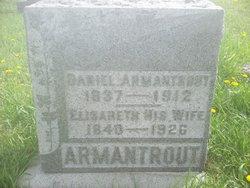 Elizabeth <I>Whiteman</I> Armantrout