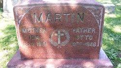 Ida M <I>Abe</I> Martin