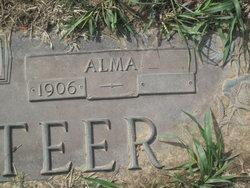 Alma Palmateer