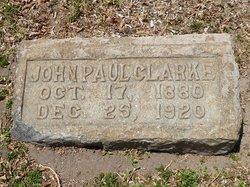 John Paul Clarke