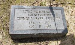 """Seymour """"Babe"""" Feinstein"""