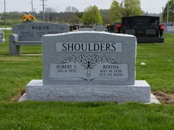 Bertha May <I>McCloud</I> Shoulders